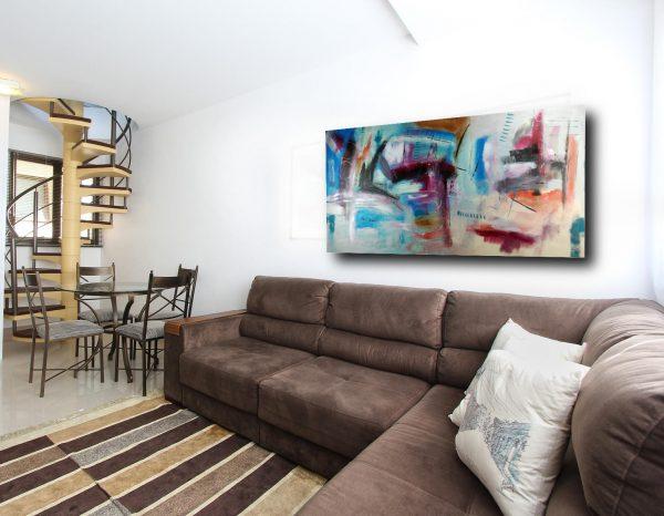 quadri su tela grandi astratti c313 600x466 - dipinti a mano grande astratto moderno su tela 200x100