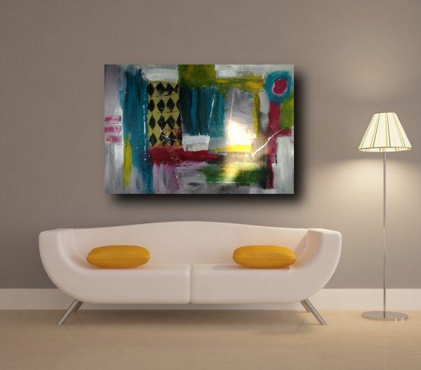 quadro su tela astratto c330 600x527 - dipinto su tela  120x80 astratto
