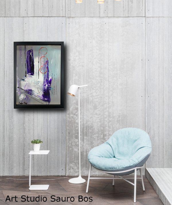 sedia za002 600x715 - dipinto su tela astratto 30x40 con cornice za002