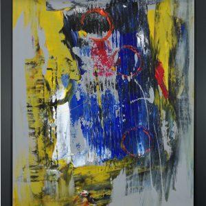 za001  300x300 - dipinto su tela astratto 30x40 con cornice