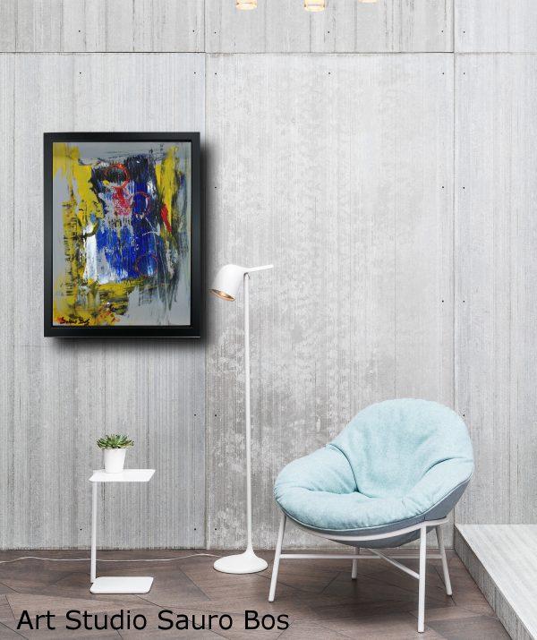 za001sogg 600x715 - dipinto su tela astratto 30x40 con cornice