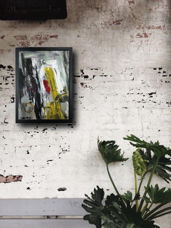 dipinto-a-mano-con-cornice-nera-za027