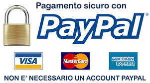 paypal pagamento sicuro anche senza account paypal - AUTHOR'S ABSTRACT PAINTINGS