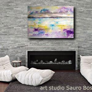 quadro astratto paesaggio moderno c340 300x300 - dipinto su tela paesaggio 120x80 moderno