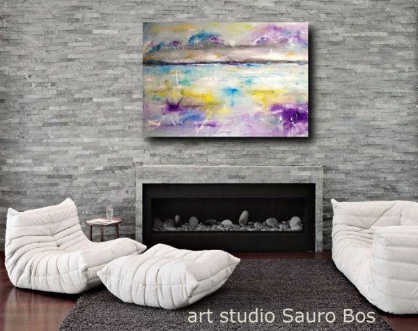 quadro astratto paesaggio moderno c340 600x475 - dipinto su tela paesaggio 120x80 moderno