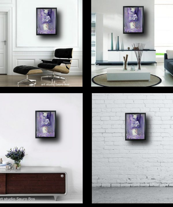 quadro astratto soggiorno za024 600x720 - quadro su tela astratto 30x40 con cornice za024