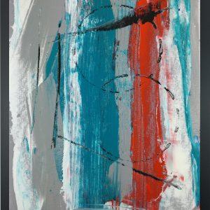 quadro con cornice za020 300x300 - quadro su tela astratto 30x40 con cornice za020