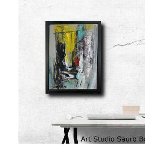 quadro moderno con cornice za037 300x300 - offerta quadro 30x40 con cornice