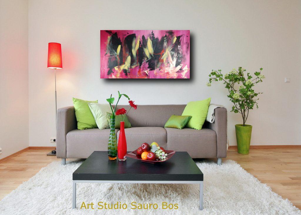 quadro moderno su tela astratto c361 1024x731 - RECENSIONI  CLIENTI