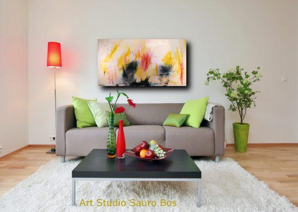 quadro su tela astratto c338 600x428 - dipinti astratti informali per soggiorno 160x80