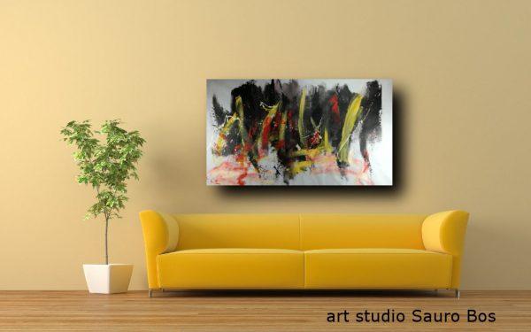 divgiallo 600x375 - quadro astratto 150x80 per soggiorno