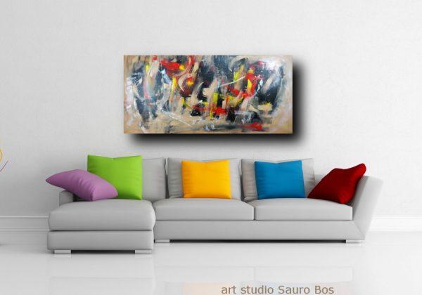 quadri astratti moderni c359 600x420 - dipinto a mano astratto 180x80 per arredamento