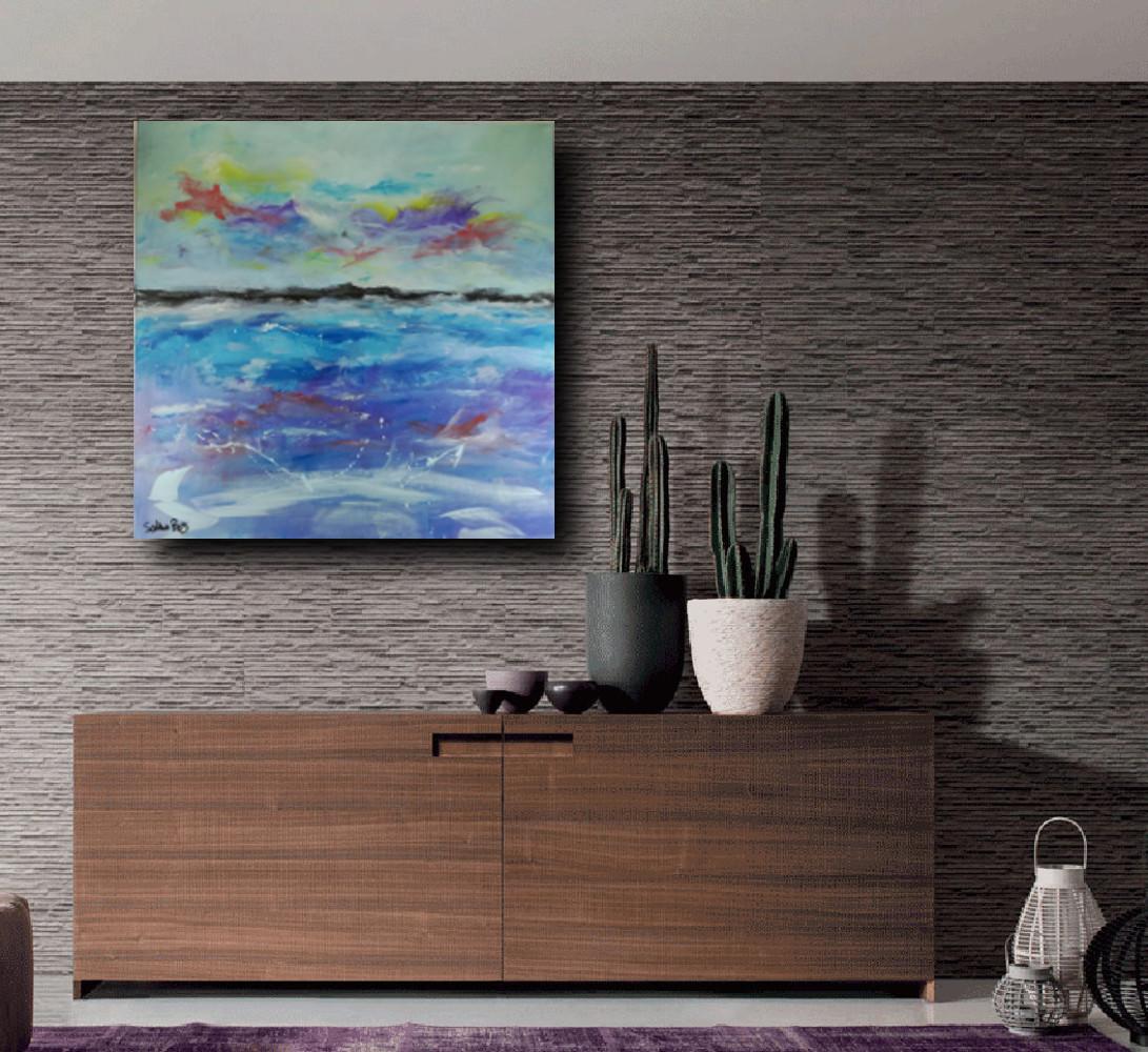 quadri-moderni-astratti-per cucina-80x80 unico   sauro bos