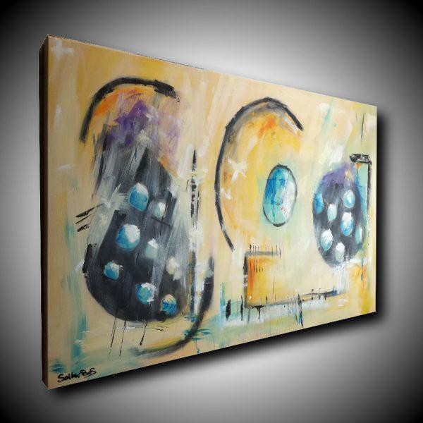 dipinto su tela astratto c366 600x600 - dipinto su tela  120x80 moderno astratto