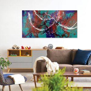 382 madia 300x300 - quadro astratto per soggiorno 120x60 c382