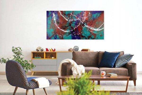 382 madia 600x400 - quadro astratto per soggiorno 120x60 c382
