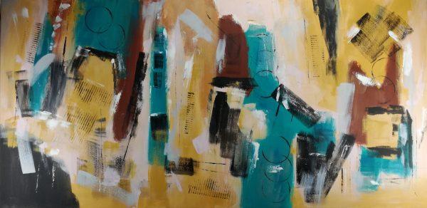 quadri astratti su tela c372 600x292 - quadro astratto per soggiorno 120x60