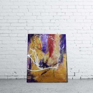 quadro verticale su tela astratto 300x300 - dipinto su tela astratto 80x100