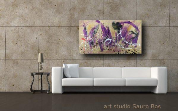 quadro moderno astratto c386 600x375 - quadro per arredamento moderno 150x80