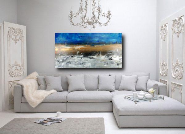 quadri su tela arredamento moderno c395 600x435 - quadro per soggiorno moderno 150x80