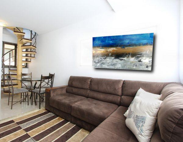 quadro astratto su tela moderno c395 600x466 - quadro per soggiorno moderno 150x80