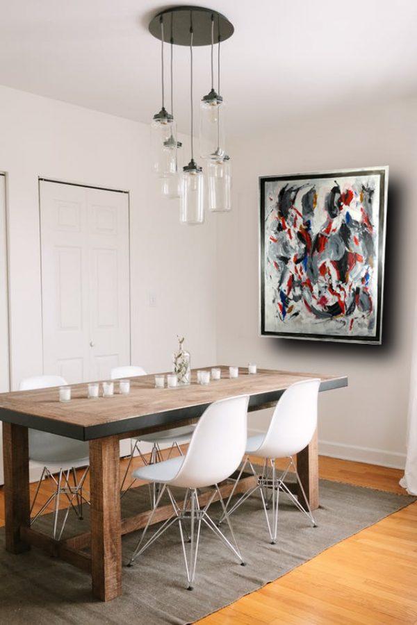 quadro per soggiorno moderno c391 600x900 - dipinto su tela astratto 120x150