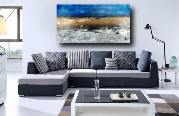 quadro per soggiorno moderno c395 600x388 - quadro per soggiorno moderno 150x80