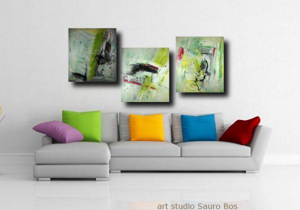 quadro soggiorno trittico a002 600x420 - quadro trittico  per arredamento moderno 3 tele 70x80