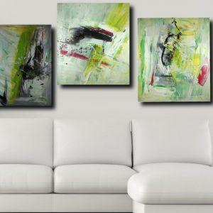 trittico a002 300x300 - dipinto su tela per arredamento moderno 150x80