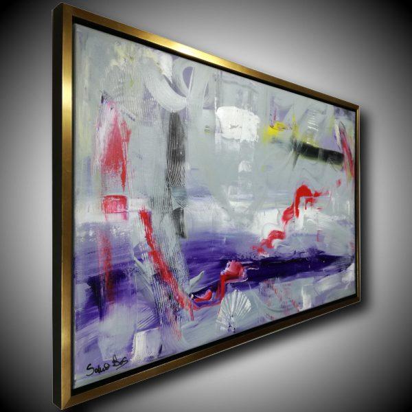 quadrfo su tela con cornice oro c414 600x600 - quadro su tela con cornice  oro 120x70