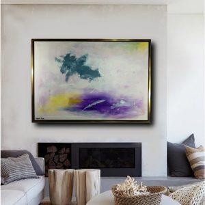 quadro su tela c411 300x300 - dipinto su tela con cornice  130x90
