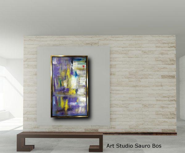 quadro verticale soggiorno c412 600x497 - quadro su tela astratto 120x70 con cornice