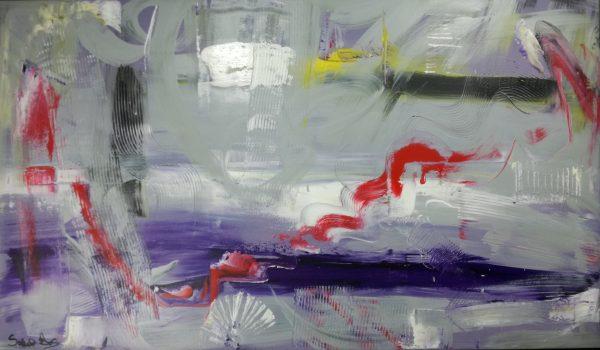 senzacornice c414 600x350 - quadro su tela con cornice  oro 120x70