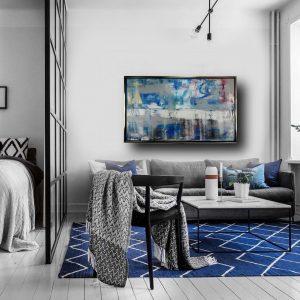soggiorno-quadro-blu-c408