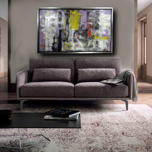 quadro con cornice c426 300x300 - QUADRI ASTRATTI D'AUTORE