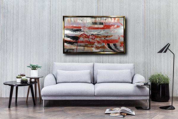 quadro-soggiorno-con-cornice-c429