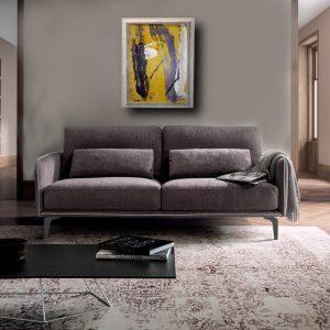 za014 dipinto sofa30X40 300x300 - quadro su tela astratto 30x40 con cornice za014