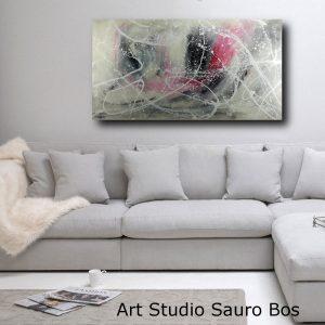quadro astratto su tela moderno c456 300x300 - Quadri Astratti Orizzontali