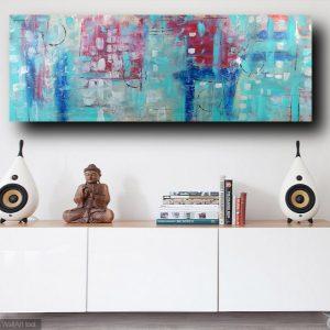 quadro su tela astratto arerdamento soggiorno c454 300x300 - dipinto su tela per casa moderna 120x80