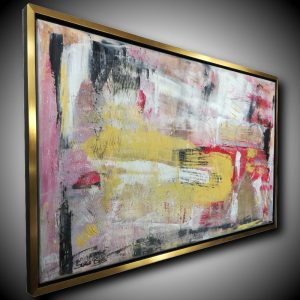 dipinto astratto su tela moderno c446 300x300 - Quadri Astratti Orizzontali
