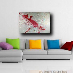 quadro astratto moderno su tela c466 300x300 - Quadri Astratti Orizzontali