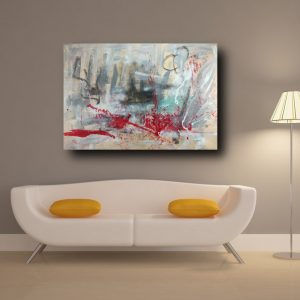 quadro moderno astratto c459 300x300 - Quadri Astratti Orizzontali