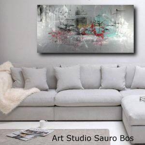 quadro su tela astratto c458 300x300 - Quadri Astratti Orizzontali
