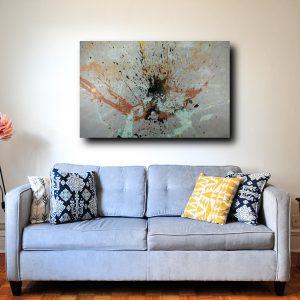 quadro su tela moderno c464 300x300 - dipinto a mano grande per soggiorno 200x100