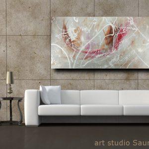 quadro astratto su tela moderno c467 300x300 - quadro grande per soggiorno astratto su tela 120x80