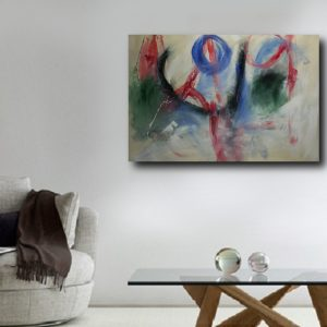 quadro astratto grandi dimensioni c470 300x300 - tele moderne