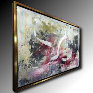 quadro con cornice per arredamento moderno c473 300x300 - quadro per arerdamento moderno 200x100