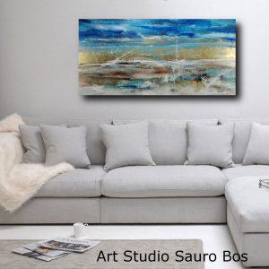 dipinto a mano astratto su tela c492 300x300 - quadri moderni per salotto