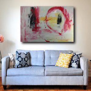 dipinto astratto su tela moderno c480 300x300 - quadro contemporaneo moderno astratto 180x100