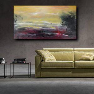 paesaggio astratto c486 300x300 - tele moderne